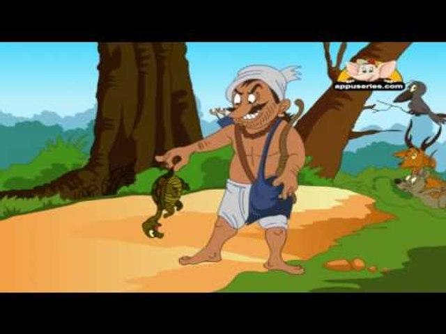 Hitopadesha Tales in Sindhi - The Wise Rat