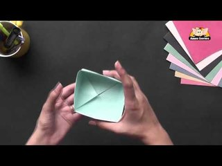 Origami Paper Dog/Puppy Box - Vídeo Dailymotion | 240x320