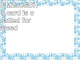 Professional Ultra SanDisk 16GB MicroSDHC LG VK815 card is custom formatted for high speed