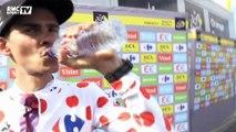 Tour de France – Le maillot à pois rouge, tunique populaire