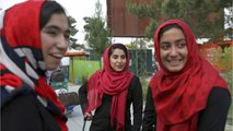 All-Girl Robotics Team From Afghanistan Allowed To Compete In United States