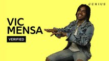 Vic Mensa Breaks Down