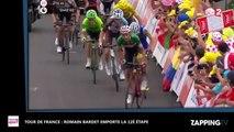 Tour de France 2017 : Romain Bardet emporte la 12ème étape au terme d'un incroyable sprint ! (Vidéo)