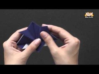 Papercraft Origami : Tortue de mer - HD - vidéo   PapercraftSquare.com   240x320