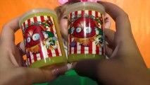 Bruit mastic idiot vase jouets déballage Dans le Lizunov pots de perdushechki sons Yuk Ploop