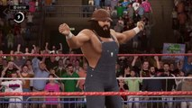 WWF WRESTLEMANIA 3 [King Kong Bundy Vs. Hillbilly Jim] #3