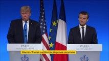 """""""Tout ira très bien. Vous avez un très bon président. Paris est la plus belle ville du monde."""""""