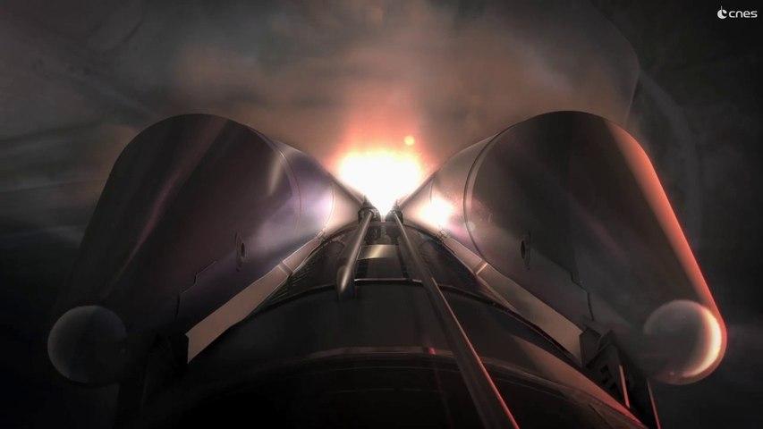 Le CNES invente les lanceurs de demain