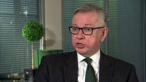 Gove: Majority of Conservatives want Prime Minister to stay
