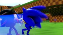 Sonic Vs Shadow   Sonic Animation