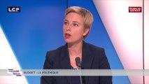 « Un Robin des bois à l'envers est à la tête de l'État », pour Clémentine Autain