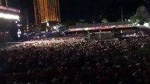 Las Vegas Shooting Near Mandalay Bay Casino : LEAKED FOOTAGES