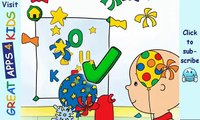 Caillou Check Up   Doctor Game App For Toddlers