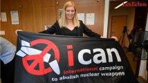 5 choses à savoir sur la campagne antinucléaire Iban, prix nobel de la paix