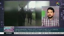 Chile: regresan a prisión a mapuches que estaban hospitalizados