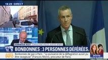 """Bonbonnes de gaz retrouvées à Paris: """"Le dispositif était opérationnel"""""""