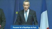 Attentat manqué à Paris : 3 suspects en détention provisoire
