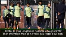 Transferts - Iniesta : ''Rester au Barça le plus longtemps possible''