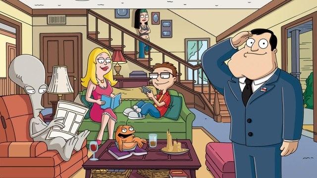 Enjoy Here|American Dad!|Season 14 Episode 22