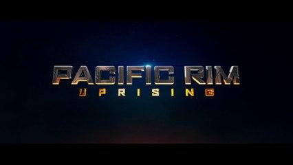 Pacific Rim Uprising : bande annonce VOST