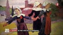 Paul Gauguin : de Pont-Aven aux Îles Marquises
