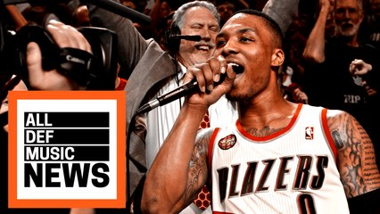 NBA Star Damian Lillard Drops Rap Album