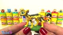 Aslan Koruyucular Fuli Sürpriz Yumurta Oyun Hamuru - Aslan Koruyucular Oyuncakları Barbie