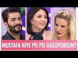 """Esra Erol: """"Mustafa niye pis pis gülüyorsun?"""" - Esra Erol'da 26 Nisan 2017"""