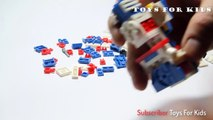 Lego Super Man - Lego Super Hero - Star Wars Lego - Lego Super Man Blue - Lego Movie