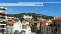 Location appartement - CANNES (06400) - 24.9m²