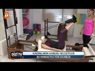 Karadayı'nın Güzel Yıldızı Sema Öztürk ile Kilo Verme Tüyoları! - Dizi TV atv
