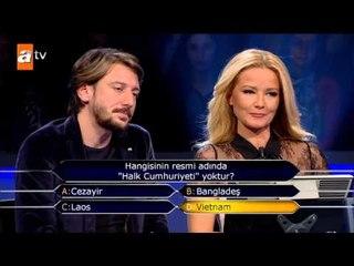Kim Milyoner Olmak İster 500.Bölüm Özel Anlar - Dizi TV atv