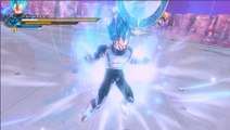 Majin Vegeta, Vegeta DBS, Vegeta GT & Vegeta Black [Transformations] - Dragon Ball Xenoverse 2 Mods