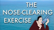 The Nose Clearing Exercise - Buteyko Breathing Instruction Video