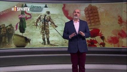 Cámara al Hombro - Limpieza de las zonas afectadas por las minas en Irán