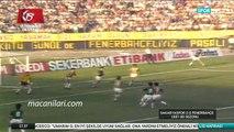[HD] 27.09.1987 - 1987-1988 Turkish 1st League Matchday 5 Sakaryaspor 2-0 Fenerbahçe
