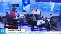 """Nicolas Faure sur l'incendie dans les Bouches-du-Rhône : """"Le feu n'est pas totalement éteint"""""""