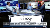 THE SPIN ROOM   Does Israel have a Palestinian partner?   Sunday, July 16th 2017