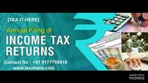 TAX IT HERE | Income Tax Return Filing | Vijayawada