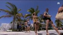 Des touristes se payent une nage avec des dauphins et choquent le web ! Regardez