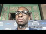 Luc Richard Mbah a Moute talks NBA