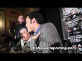 Julio Chavez Jr : I grew up in a broken home, my dad was a drug addict