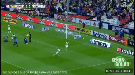 Gol de Romero vs Gallos