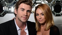 Miley Cyrus Rocks Liam Hemsworth's Last Name -- See the Pic!