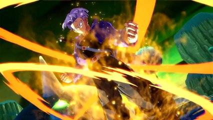 Dragon Ball FighterZ : DRAGON BALL FighterZ - Trunks Reveal Trailer