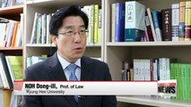 Korea's Constitution Day; history of constitution and ongoing discussions on possible amendment
