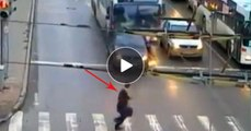 luckiest people in the world / Near death experience caught on camera | lucky people on the earth almost dead
