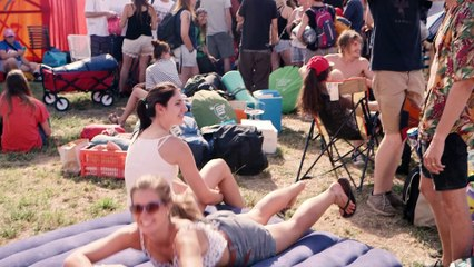 Paléo 2017 - Camping is coming