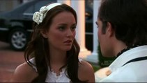"""- Blair et Chuck- """"3 words, 8 letters"""" 2x01"""