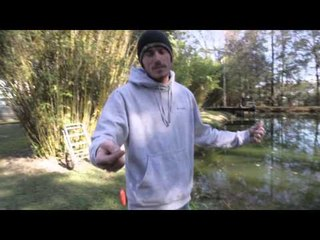Way Of Life (Webisode 3) - Catch a Fish On a Leaf